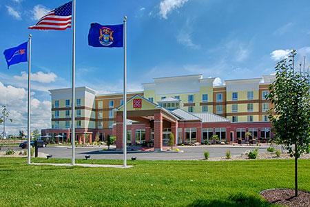 Hilton Garden Inn Benton Harbor